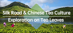 Silk Road and Chinese Tea Culture – Exploration on Tea Leaves